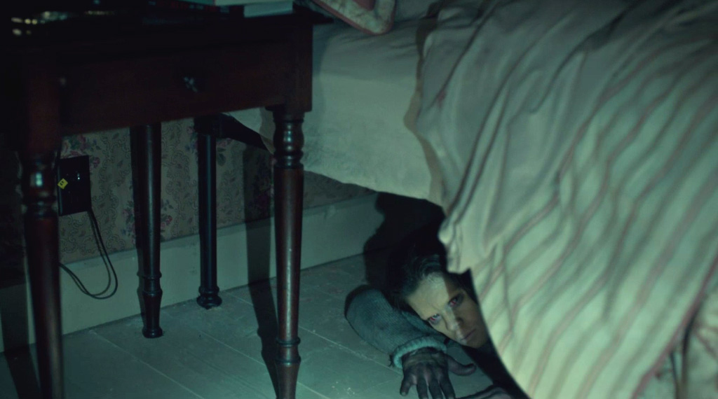 8 Terrifying Tales Of Intruders Hiding In Peoples Homes
